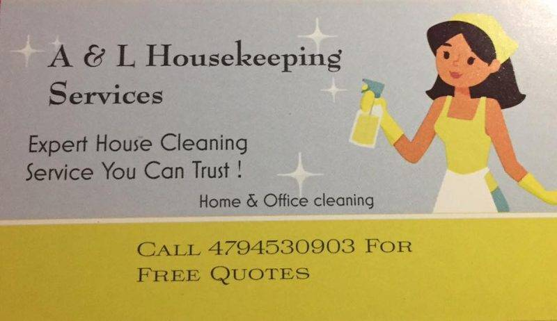 A & L Housekeeping