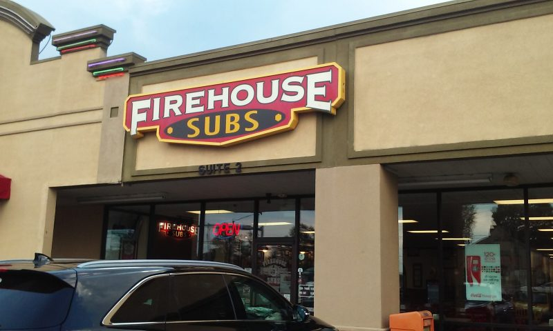 Firehouse Subs of Russellville