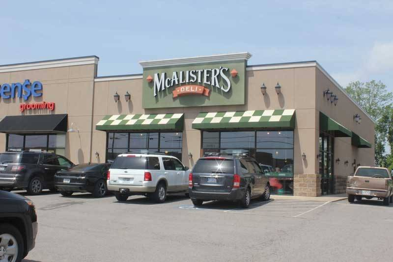 McAlisters Deli Russellville