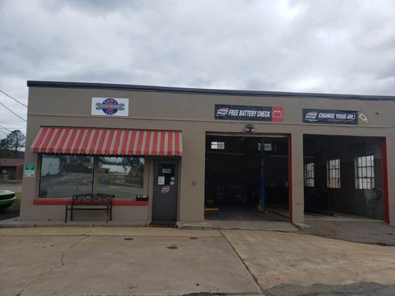 Sam's Auto Repair LLC