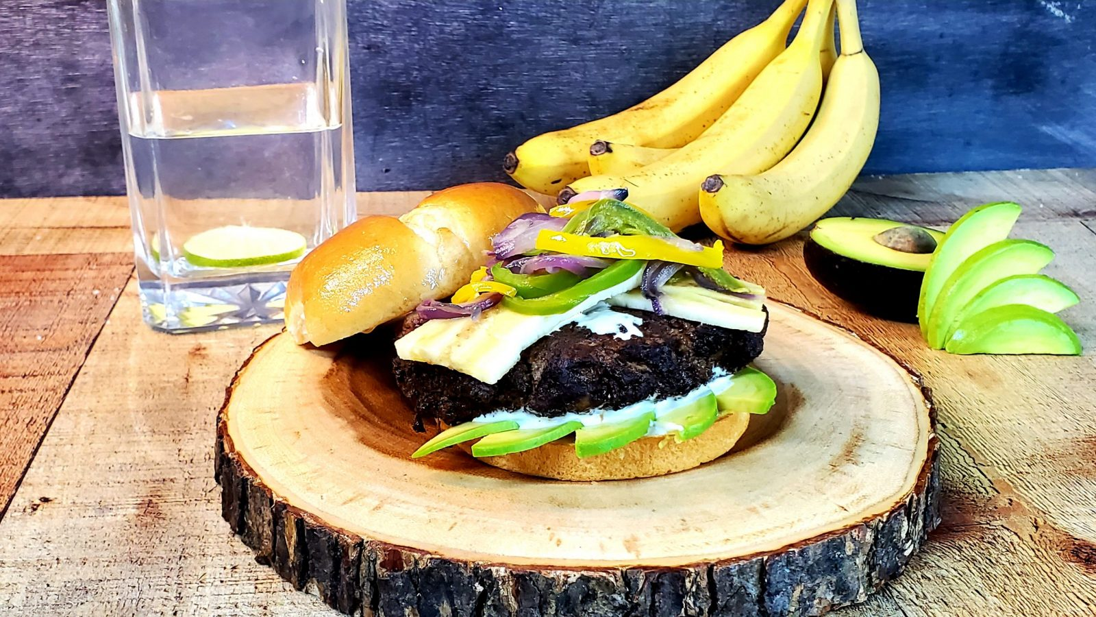 Tequila Burger